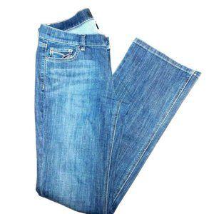 White House Black Market Boot Leg Jeans 6R BF19